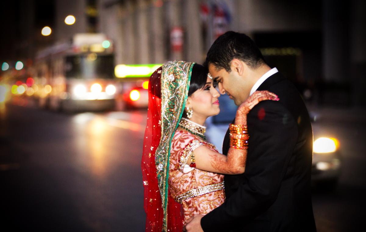 wedding photographer / Toronto / Mississauga /  Indian Wedding / Chinese wedding /  Wedding album